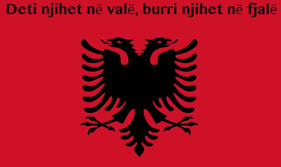 Albanische Sprüche für WhatsApp & Facebook